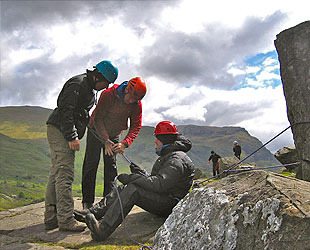 Mountain Leader Award (Summer) - Assessment Course - Expedition